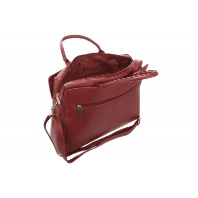 Деловая сумка Visconti Ollie 18427 Red