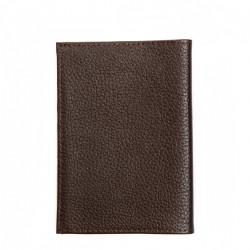 Обложка для паспорта Lakestone Ripon Brown
