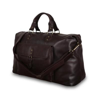 Дорожная сумка Ashwood Leather 1337 Brown
