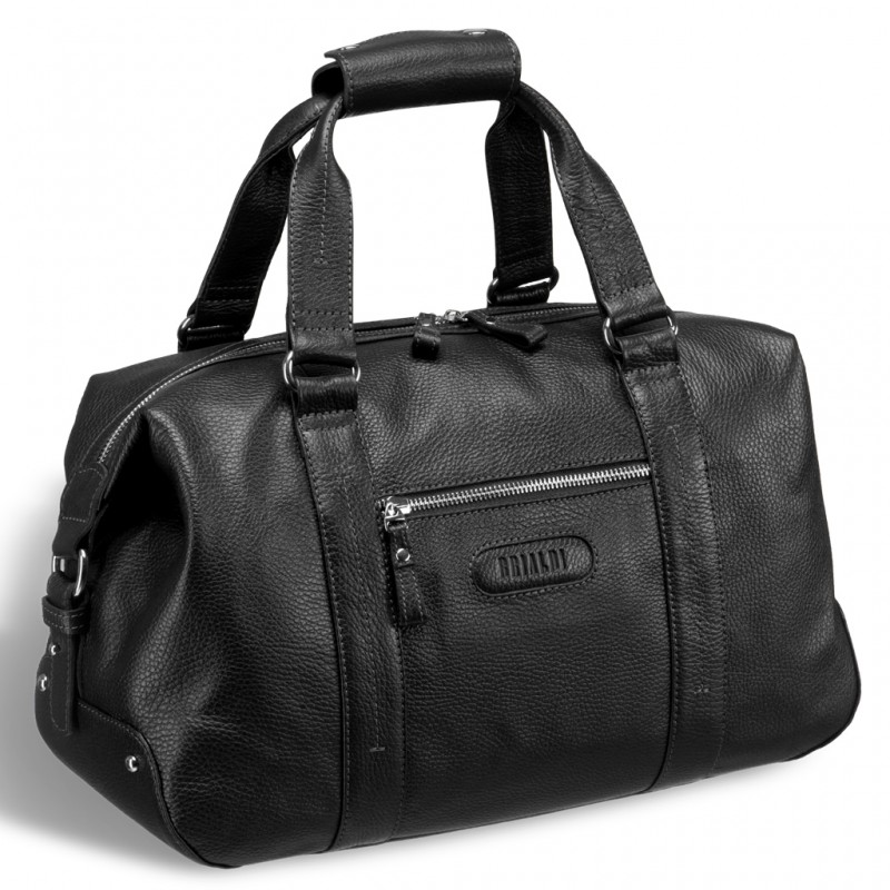 2357ae3d2c55 Спортивная сумка малого формата BRIALDI Adelaide (Аделаида) relief black