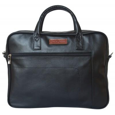 Мужская сумка Salvano black (арт. 1017-01)