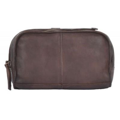 Несессер Ashwood Leather 7998 Brown