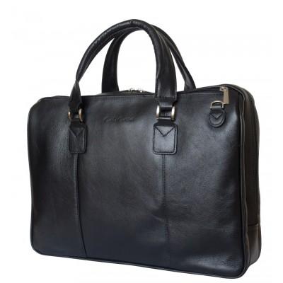 Деловая сумка  Vertelle black (арт. 1012-01)