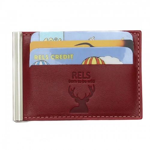 Зажим для денег RELS Darcy Wild 74 1467