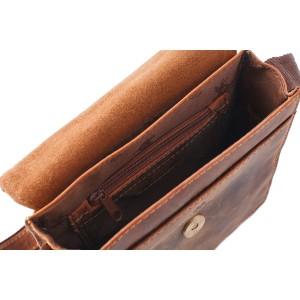 Сумка через плечо Visconti Roca 18722 Oil Tan