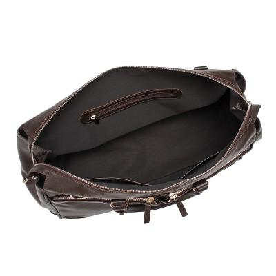 Дорожно-спортивная сумка Benford Brown