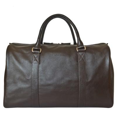 Кожаная дорожная сумка Carlo Gattini Noffo brown (арт. 4018-04)