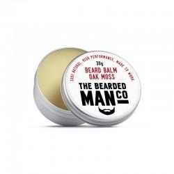 The Bearded Man Company Beard Balm Oak Moss - Бальзам для бороды (Дубовый мох), 30 гр