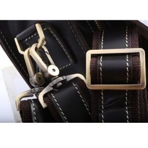 Мужской портфель из натуральной кожи GAJIN NERO