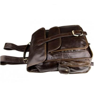 Кожаный рюкзак Muhelm