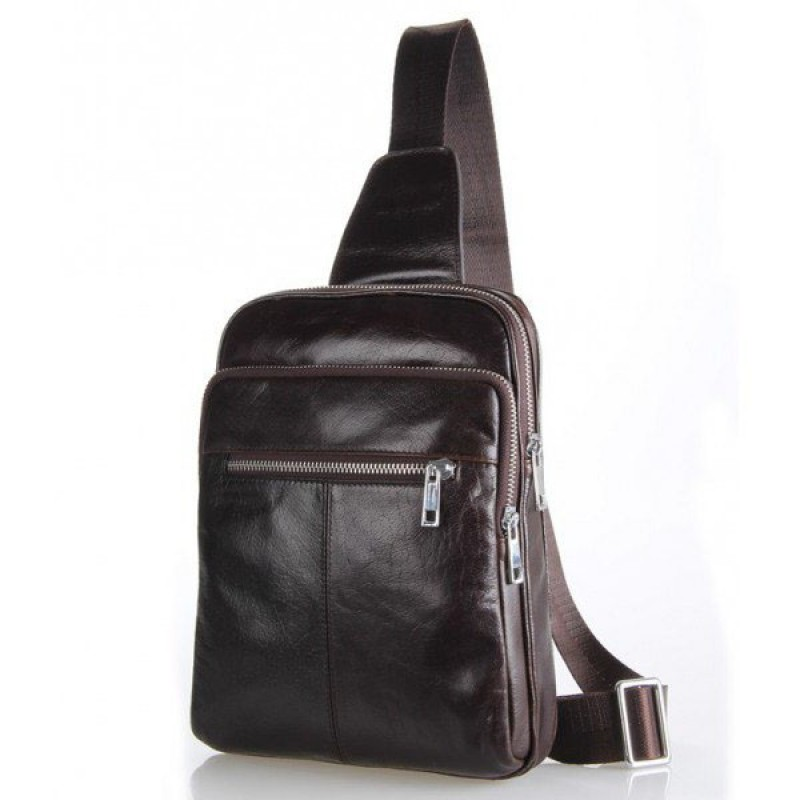c444b2df39db Кожаная мужская сумка через плечо BARIL - купить в Москве с ...