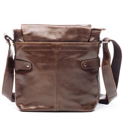 Кожаная сумка через плечо BRARIA