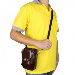 Мужская сумка через плечо Egberton