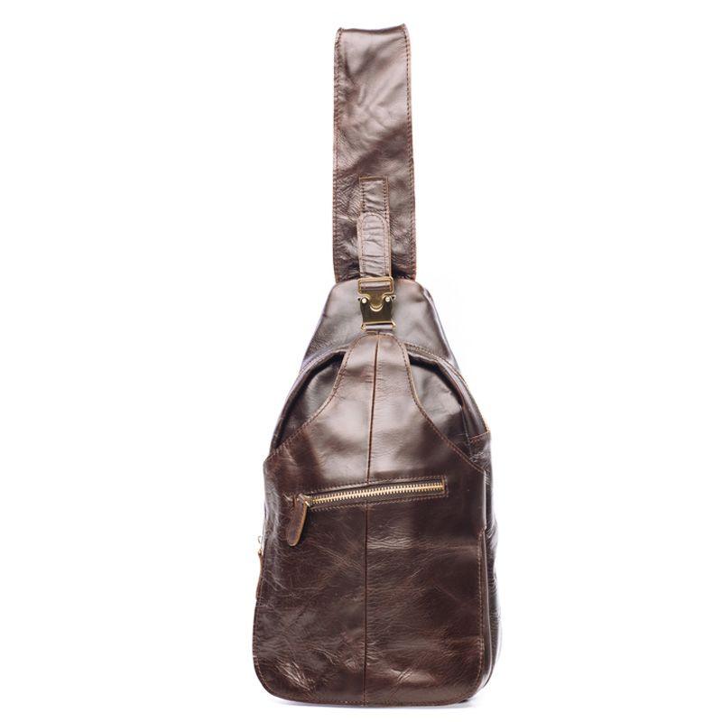 e1be33c52f33 Мужская сумка через плечо из кожи HOWARD - купить в Москве с ...