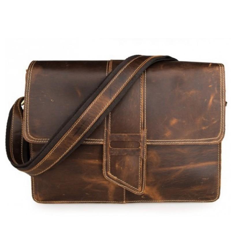 Мужская сумка через плечо Asher