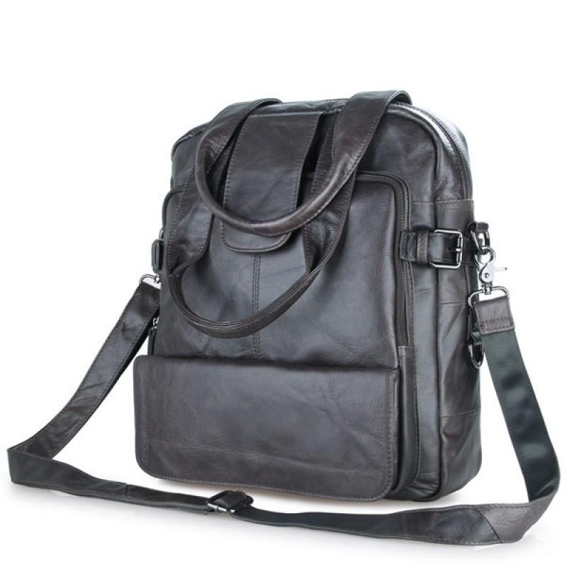 Мужская сумка-трансформер из кожи POCO SERA