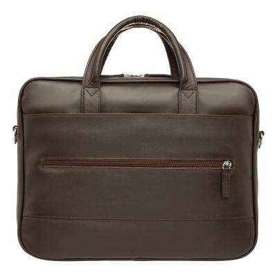 Мужская сумка из кожи Abercorn Brown
