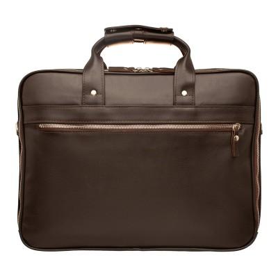 Мужская сумка из кожи Adderley Brown