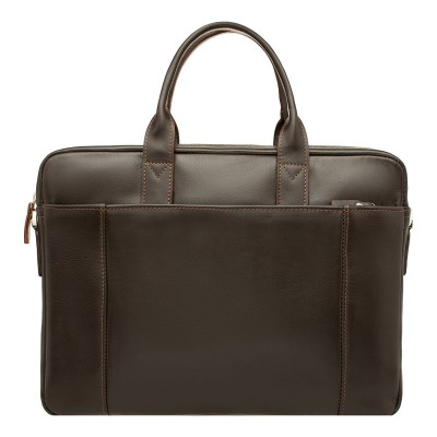 Мужская сумка из кожи Akerman Brown