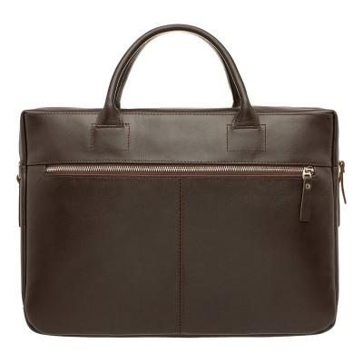 Мужская сумка из кожи Cadell Brown