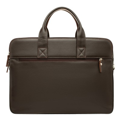Мужская сумка из кожи Chetham Brown