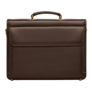 Мужской портфель из натуральной кожи Kerrison Brown