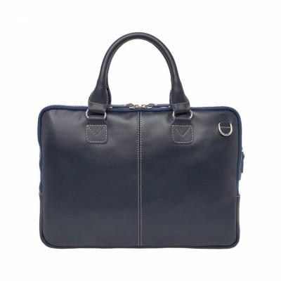 Деловая сумка Lakestone Cromwell Dark Blue