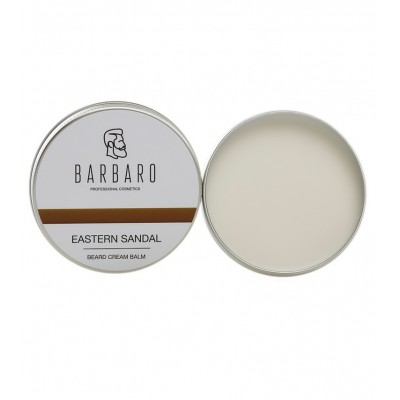 Barbaro Beard Balm Eastern sandal - Крем-бальзам для бороды Восточный сандал 50 мл