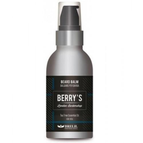 Brelil Berries Beard Balm - Бальзам для бороды 50 мл