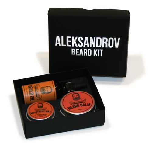 Aleksandrov Beard Kit №3 - Набор бородача