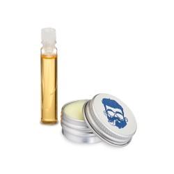 Borodist - Пробный набор бородача (масло + бальзам)