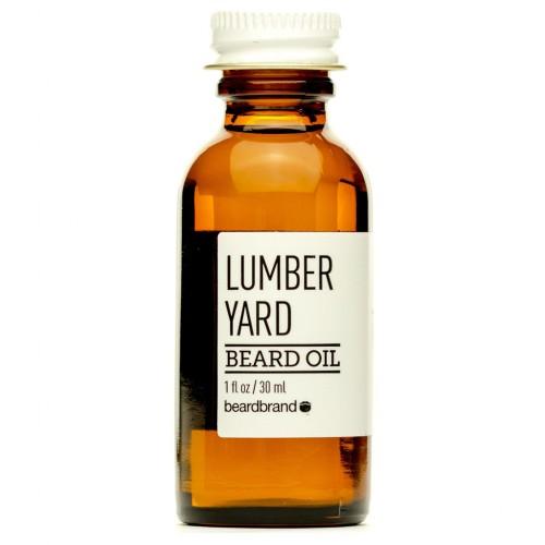 BeardBrand Lumber Yard Beard Oil - Масло для бороды 30 мл