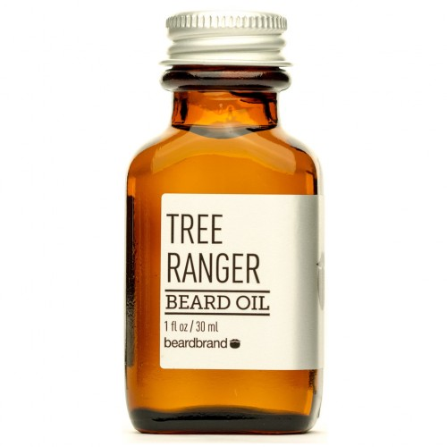 BeardBrand Tree Ranger Beard Oil - Масло для бороды Лесной бродяга 30 мл
