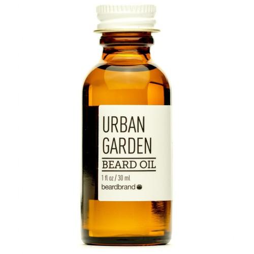 BeardBrand Urban Garden Beard Oil - Масло для бороды 30 мл