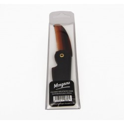 Morgan`s Small Comb - Складная расческа для усов и бороды малая