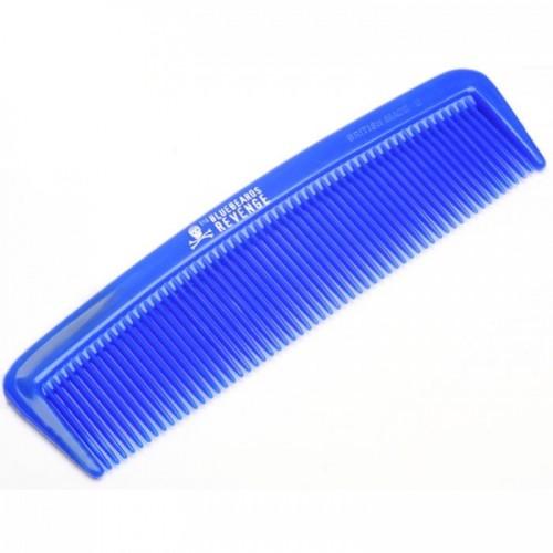 The Bluebeards Revenge Moustache & Beard Comb - Расческа для усов и бороды