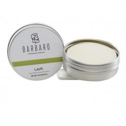 Barbaro Beard Shampoo Lavr - твердый шампунь-кондиционер для бороды Лавр 50 гр