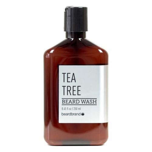 Beardbrand Tea Tree Beard Wash - Шампунь для бороды Чайное дерево 250 мл