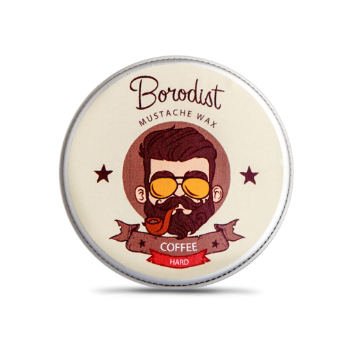 Borodist Coffee Wax - Воск для усов 13 гр