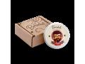 Borodist Coffee Wax - Воск для усов 13 гр