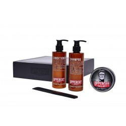 Uppercut Deluxe Monster Hold Combo Kit - Подарочный набор для укладки и ухода за волосами