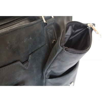 Мужская сумка  Staffolo black (арт. 1011-20)