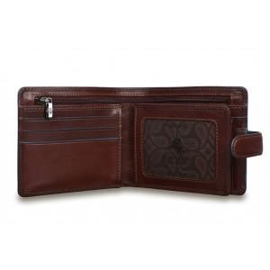 Бумажник  Visconti ALP86 Brown