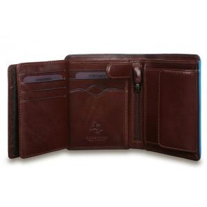 Бумажник  Visconti ALP87 Brown