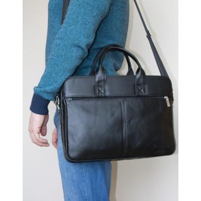 Мужская сумка Camerano black (арт. 1001-01)