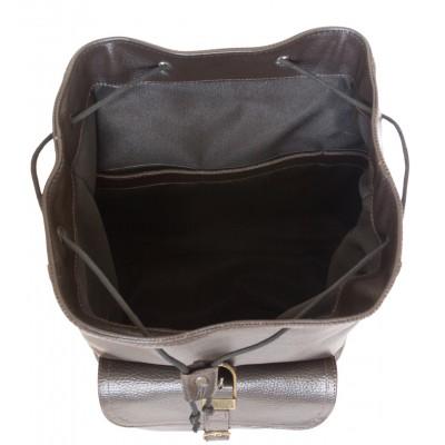 Кожаный рюкзак Cavino dark terracotta (арт. 3021-94)