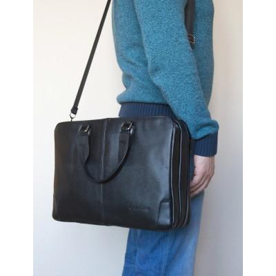 Мужская сумка  Belmonte black (арт. 1002-01)