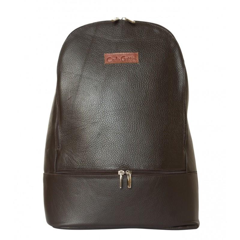 fc5e181747e6 Кожаный рюкзак Esenta brown (арт. 3027-04) - купить в Москве с ...
