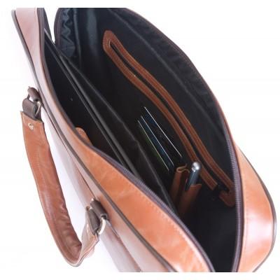Мужская сумка Teotti cog/brown (арт. 1009-03)