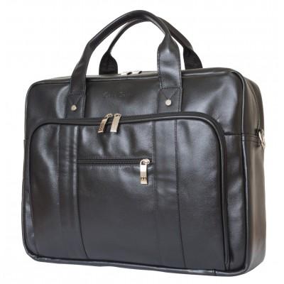 Мужская сумка Ruffo black (арт. 1005-01)